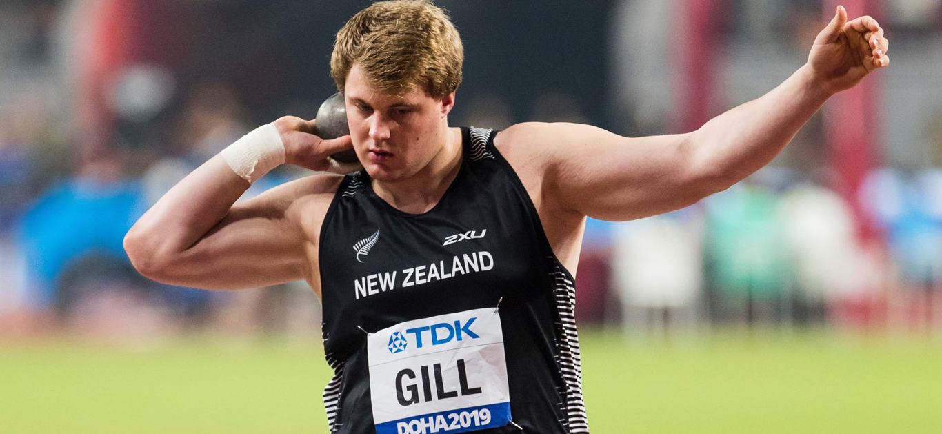 Jacko Gill: 'This Elite shot is really tidy, grip is nice and feels really nicely balanced.'